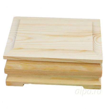 Барокко Шкатулка деревянная