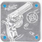 Пистолет Форма для изготовления леденцов, конфет Л0046