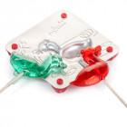 Уточка Форма для изготовления леденцов, конфет Л0041
