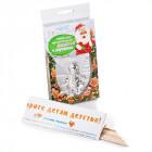 Снегурочка Форма для изготовления леденцов, конфет Л0029