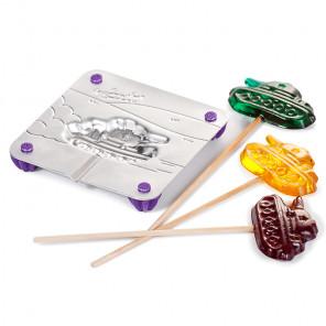 Танк Форма для изготовления леденцов, конфет Л0038