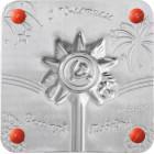 Орден Победы Форма для изготовления леденцов, конфет Л0021