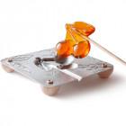 Вишня Форма для изготовления леденцов, конфет Л0003