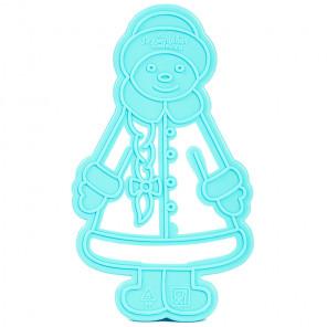 Снегурочка Форма для изготовления леденцов, конфет В03