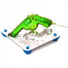 Пистолет Форма для изготовления леденцов, конфет