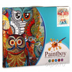 Внешний вид коробки Раскраска картина по номерам акриловыми красками на холсте