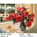 Количество цветов и сложность Лимонный акцент Раскраска картина по номерам на холсте GX23853