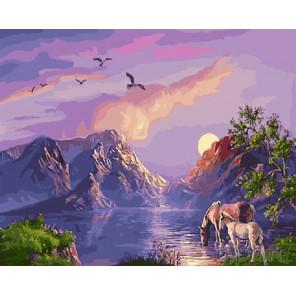 Этот волшебный мир Раскраска картина по номерам на холсте GX4191