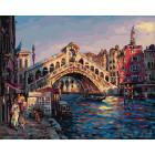 О, Венеция! Раскраска картина по номерам на холсте