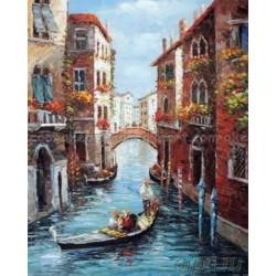 Венецианский карнавал Алмазная мозаика на подрамнике LG093