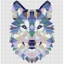 Волк Набор для вышивания KR-005