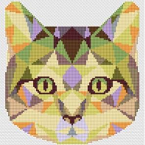 Кошка Набор для вышивания KR-007