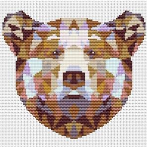 Медведь Набор для вышивания KR-011