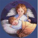 Ангел-Хранитель Набор для вышивания Dimensions ( Дименшенс )