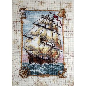 Морской вояж 06847 Набор для вышивания Dimensions ( Дименшенс )