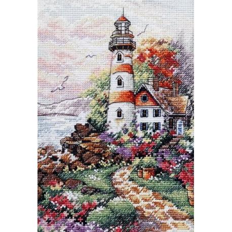 Полуденный маяк 06883 Набор для вышивания Dimensions ( Дименшенс )