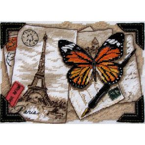 Путевые заметки 06996 Набор для вышивания Dimensions ( Дименшенс )