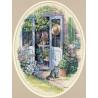 Садовая калитка 35124 Набор для вышивания Dimensions ( Дименшенс )