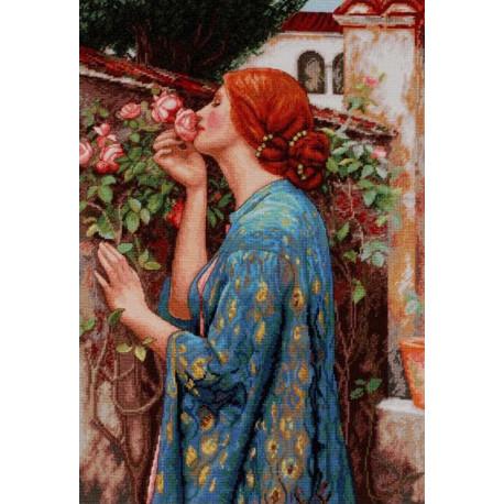 Душа розы 35210 Набор для вышивания Dimensions ( Дименшенс )