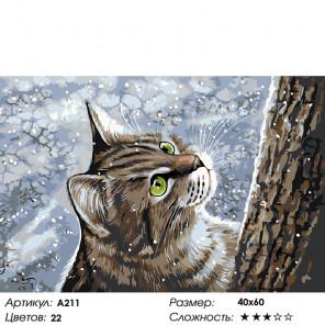 Охота на птиц Раскраска по номерам на холсте Живопись по номерам A211