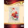 Маки и Ромашки Набор для вышивания Чудесная игла 100-061