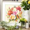 Розы для мастерицы Набор для вышивания Чудесная игла 100-122