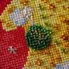 Красотуля Набор для вышивания Золотое Руно МТ-025