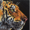 Величественный тигр 07225 Набор для вышивания Dimensions