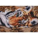 Притягательный тигр 65056 Набор для вышивания Dimensions