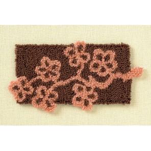 Набор для вышивания: Цветущая ветка, продергивание