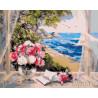 Морская свежесть Раскраска по номерам на холсте Живопись по номерам ARTH-AH154
