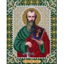 Святой Павел Набор для частичной вышивки бисером Паутинка