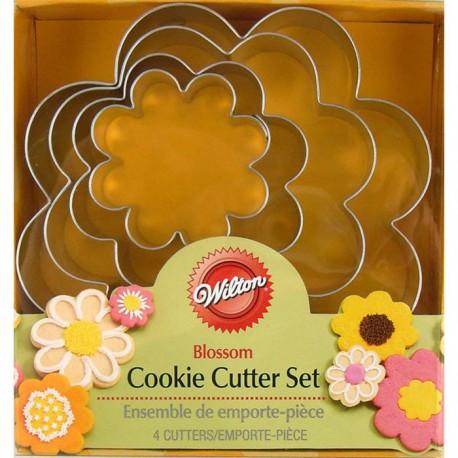 Цветы Набор форм для печенья Wilton ( Вилтон )