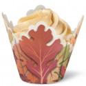 Осенние листья Набор бумажных форм для кексов Wilton ( Вилтон )