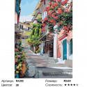 Количество цветов и сложность По греческой лесенке Раскраска по номерам на холсте Живопись по номерам RA202