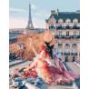 Красоты парижа Раскраска по номерам на холсте GX25419