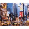 Нью Йорк Раскраска по номерам на холсте GX8136