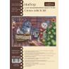 Внешний вид упаковки Новогодняя ночь Набор для вышивания МП Студия НВ-682