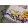 Лаванда и мёд Набор для вышивания Золотое Руно СЖ-053
