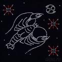 Рак. Гороскоп Набор для вышивки бисером Магия канвы БГ-007
