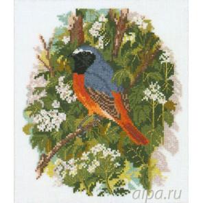 Птицы Набор для вышивания Permin 12-0361