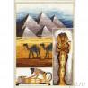 Египет Набор для вышивания Permin 12-3340