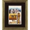 В рамке Египет Набор для вышивания Permin 12-3340