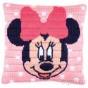 В рамке Минни Маус (Disney) Набор для вышивания подушки Vervaco PN-0169203