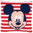 В рамке Микки Маус (Disney) Набор для вышивания подушки Vervaco PN-0169220