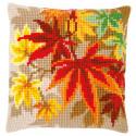 Осенние листья Набор для вышивания подушки Vervaco PN-0157754