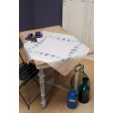 В рамке Лаванда Набор для вышивания скатерти Vervaco PN-0165238