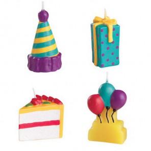 День рождения Набор свечей Wilton (Вилтон)
