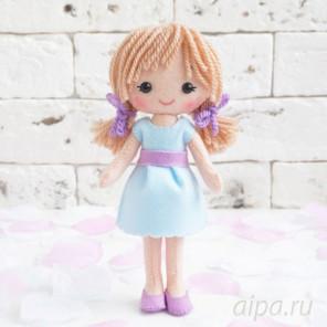 Катя Набор для создания игрушки своими руками 01-19
