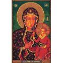 Ченстоховская Богородица Набор для вышивания бисером Кроше
